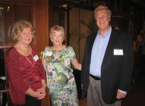 Peppy Van Hoff, Connie Bischoff, Roger Van Hoff
